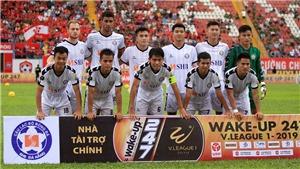 VIDEO: Trực tiếp Đà Nẵng vs SLNA (17h, 19/04), V League 2019. VTV6 trực tiếp bóng đá