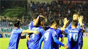 VIDEO bàn thắng Quảng Nam 3-0 HAGL