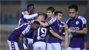 VIDEO bàn thắng Hà Nội 1-0 TPHCM: Quang Hải sắm vai kiến tạo
