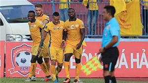 VIDEO: Bàn thắng và Highlights Hải Phòng 2-2 Thanh Hóa, V League 2019 vòng 10