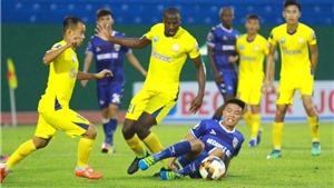 Xem trực tiếp bóng đá Khánh Hòa vs Viettel, SLNA vs HAGL (17h, 16/6)