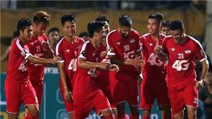 VIDEO: Bàn thắng và Highlighs Khánh Hòa 0-1 Viettel, V-League 2019 vòng 13