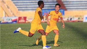 VIDEO: Bàn thắng và Highlighs Nam Định 0-2 Viettel, V-League 2019 vòng 15