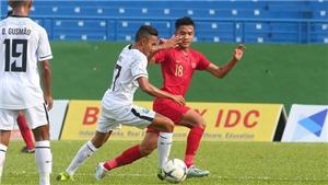Soi kèo bóng đá: U18 Brunei vs U18 Indonesia (16h00 hôm nay). Trực tiếp U18 Đông Nam Á.