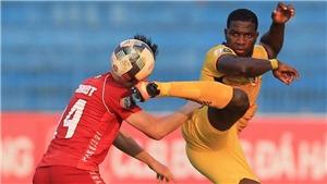 Trực tiếp bóng đá: Thanh Hóa vs Hải Phòng (18h00 hôm nay), V League 2019