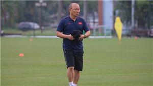 VIDEO bóng đá: Ông Park Hang Seo nói gì sau kết quả bốc thăm VCK  U23 châu Á 2020?