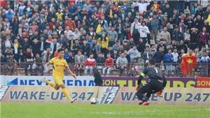 Trực tiếp bóng đá: Bình Dương đấu với SLNA (17h00 hôm nay). Xem bóng đá Việt Nam