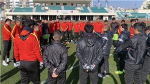 U23 Việt Nam khổ luyện tại Hàn Quốc như thế nào?