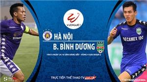 VIDEO: Soi kèo nhà cái. Hà Nội vs Bình Dương. Trực tiếp bóng đá Việt Nam 2020