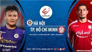 VIDEO: Soi kèo nhà cái Hà Nội vs TPHCM. Trực tiếp bóng đá Việt Nam