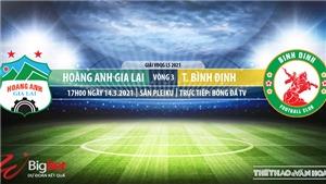Soi kèo nhà cái HAGL vs Bình Định. BĐTV. VTC3. Trực tiếp bóng đá Việt Nam hôm nay