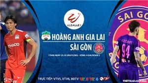 VIDEO: Soi kèo nhà cái. HAGL vs Sài Gòn. Trực tiếp bóng đá Việt Nam 2020