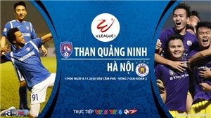 VIDEO: Soi kèo nhà cái Quảng Ninh vs Hà Nội . Bóng đá Việt 2020. Trực tiếp VTV6