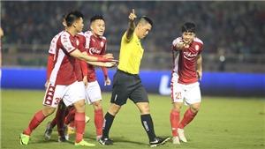 Những sai sót của trọng tài ở V-League được lý giải thế nào?