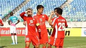 Kết quả bóng đá Yangon United 2-2 TPHCM: Công Phượng lập công, TPHCM thoát hiểm