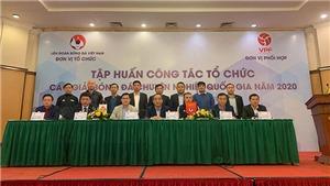Bóng đá Việt Nam áp dụng luật thi đấu mới nhất của FIFA ngay ở mùa giải 2020
