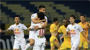 Điểm nhấn vòng 11 V-League: HAGL sắp vô địch giai đoạn 1