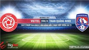 VIDEO soi kèo nhà cái Viettel vs Quảng Ninh. BĐTV, VTV6 trực tiếp bóng đá Việt Nam