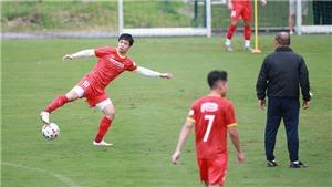 HLV Park Hang Seo giúp Công Phượng nhanh tiến bộ