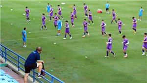 HLV Park Hang Seo trở lại, tuyển Việt Nam gia cố hàng thủ