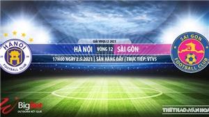 Soi kèo nhà cái Hà Nội vs Sài Gòn. VTV5 Trực tiếp bóng đá Việt Nam hôm nay