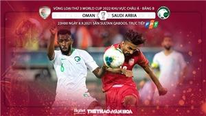Oman vs Ả Rập Xê Út: Nhận định bóng đá, soi kèo nhà cái, kết quả, video bàn thắng