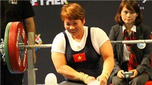 Châu Hoàng Tuyết Loan vượt qua chính mình tại Paralympic