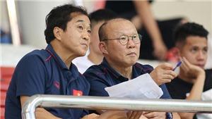 Thầy Park điều khiển từ xa trận Việt Nam vs UAE thế nào?