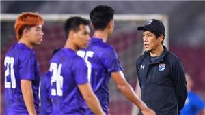 Thái Lan, Malaysia gặp khó tại vòng loại World Cup 2022