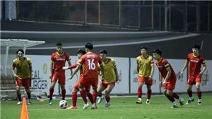 Đội tuyển Việt Nam 'bở hơi tai' dưới nhiệt độ 43 độ C