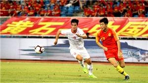 Tuyển Việt Nam chấm hết hy vọng dự World Cup của Trung Quốc?
