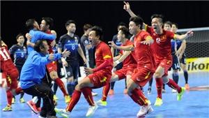 Futsal Việt Nam quyết vượt khó ở World Cup