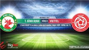 Soi kèo nhà cái Bình Định vs Viettel. BĐTV. Trực tiếp bóng đá Việt Nam hôm nay