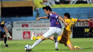 VIDEO Soi kèo nhà cái Hà Nội đấu với Nam Định. VTV6 trực tiếp bóng đá V League 2020