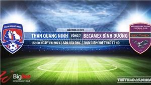 Soi kèo nhà cái Quảng Ninh vs Bình Dương. TTTT HD. Trực tiếp bóng đá Việt Nam hôm nay