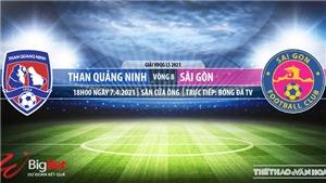 Soi kèo nhà cái Quảng Ninh vs Sài Gòn. BĐTV rực tiếp bóng đá Việt Nam hôm nay