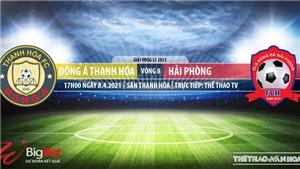 Soi kèo nhà cái Thanh Hóa vs Hải Phòng. TTTV. Trực tiếp bóng đá Việt Nam hôm nay