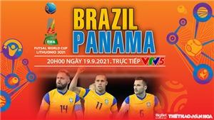 VIDEO Futsal Brazil vs Panama, Futsal World Cup 2021