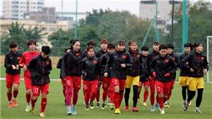 Tuyển nữ Việt Nam tự tin quyết đấu Australia