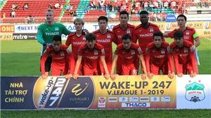 VIDEO: Bàn thắng và highlights HAGL 3-2 Quảng Ninh, V League 2019 vòng 5