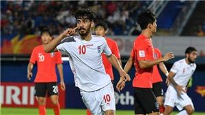 Soi kèo nhà cái U23 Trung Quốc đấu với U23 Iran. VTV6, VTV5 trực tiếp bóng đá VCK U23 châu Á