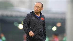 U23 Việt Nam nhiều chấn thương, HLV Park Hang Seo rối