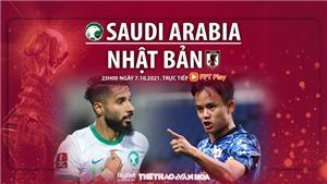 VIDEO Ả rập Xê út vs Nhật Bản: Soi kèo nhà cái, trực tiếp bóng đá VTV6, VTV5