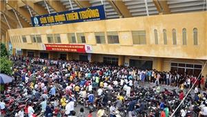 3 sân vận động được phép mở cửa đón khán giả Cúp quốc gia