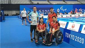 Paralympic Tokyo: Bích Như và Thanh Tùng vượt qua chính mình