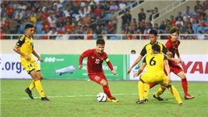 Soi kèo U22 Việt Nam đấu với U22 Brunei (15h00 hôm nay). Trực tiếp bóng đá trên VTV6