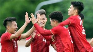 U22 Việt Nam vs U22 Lào (15h00 hôm nay): 3 điểm cho thầy trò ông Park