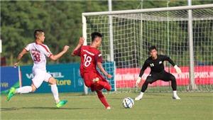 VIDEO: U23 Việt Nam đấu tập Viettel, HLV Kim Yan Hoon đã tìm ra bộ khung chính
