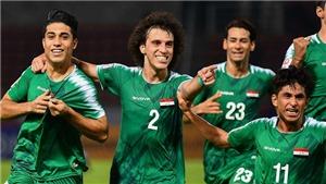 Soi kèo U23 Bahrain vs U23 Iraq. VCK U23 châu Á 2020. VTV6 trực tiếp