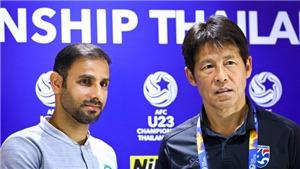 Soi kèo nhà cái U23 Thái Lan đấu với U23 Saudi Arabia. VTV6 trực tiếp bóng đá VCK U23 châu Á